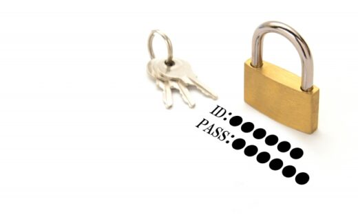 特定のページにパスワードを設定したい。